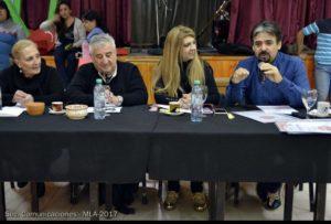 Jurado en Concurso de la Voz Municipalidad de La Plata